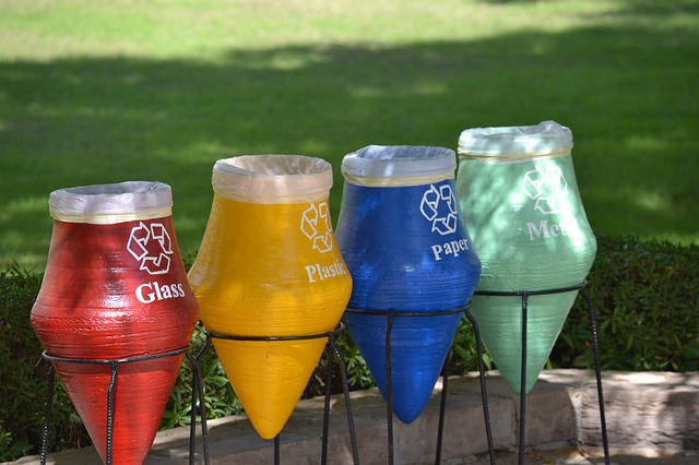 Recycling in Fountain Hills