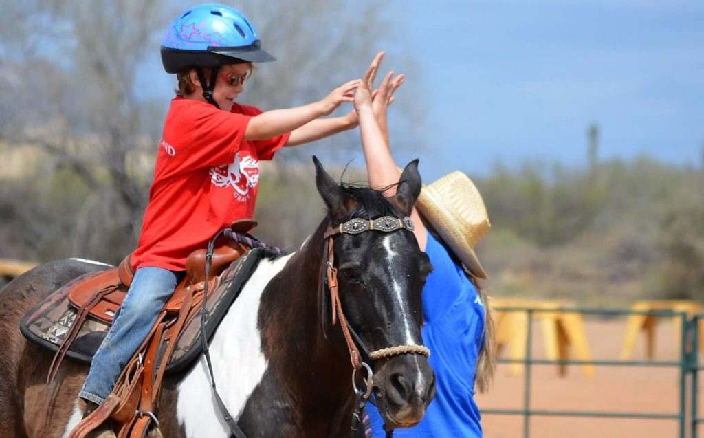 reigning grace ranch in rio verde