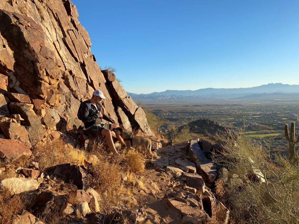 Ridgeline Trail Adero Canyon