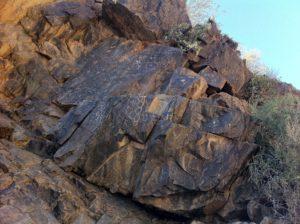 Dixie Mine Trail