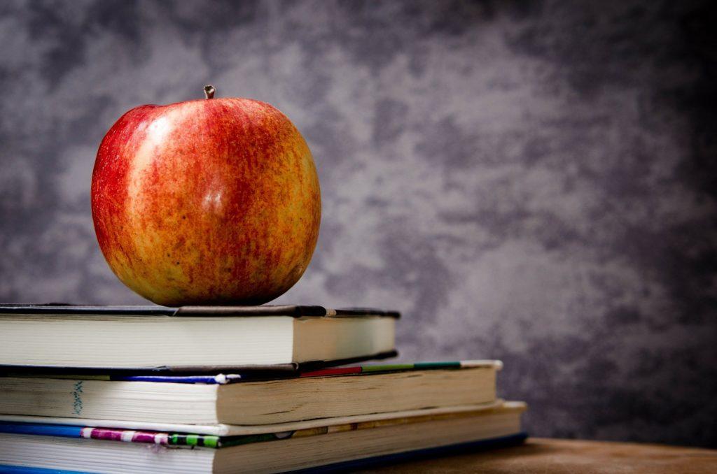 Apple School Books